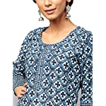 61oWSjQuxCL. SS150  - Amayra Women's Cotton Straight Kurti