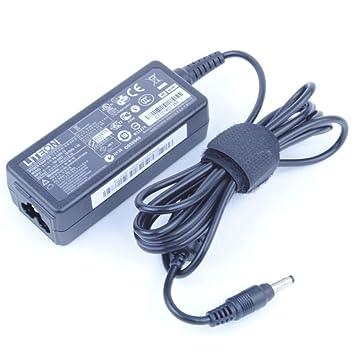 BTEK® 19V 2,1A 40W portátil adaptador de cargador de CA Fuente de ...