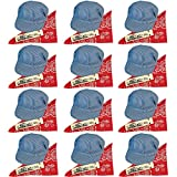 train conductor hat and whistle - Funny Party Hats Childs Train Conductor Dress Up Kit - Hat, Whistle, and Bandana (12 per package)