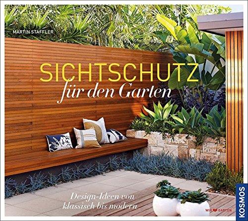 Sichtschutz- und Gartendesign Garten- und Ideenbücher BJVV: Amazon ...