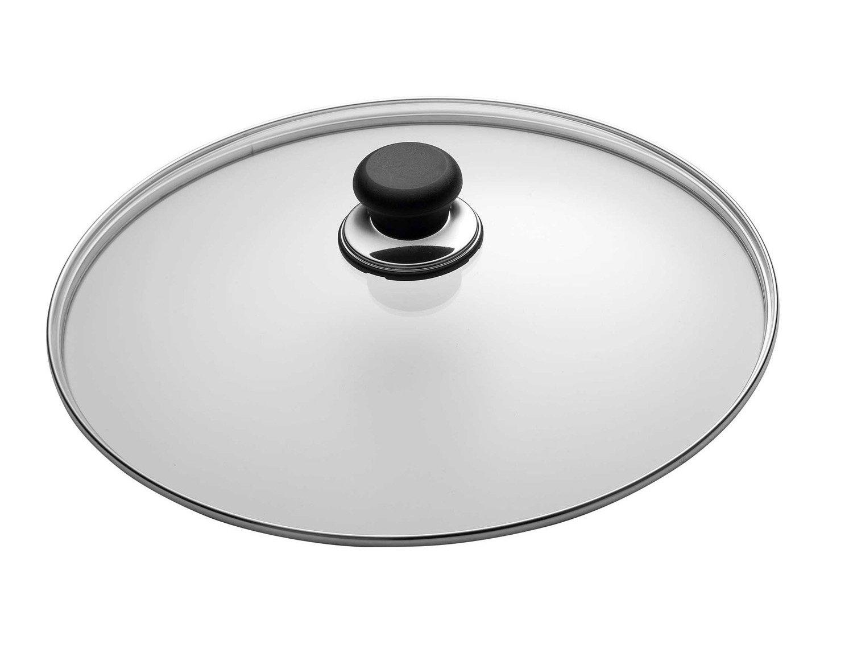 Scanpan Classic 12-1/2-Inch Glass Cover
