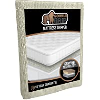 Gorilla Grip Original Slip Resistant Mattress Gripper Pad, Helps Stop Bed + Topper from Sliding, Stopper Works on Sofa Couch, Easy to Trim Size, Strong, Durable Grips Help Slipping