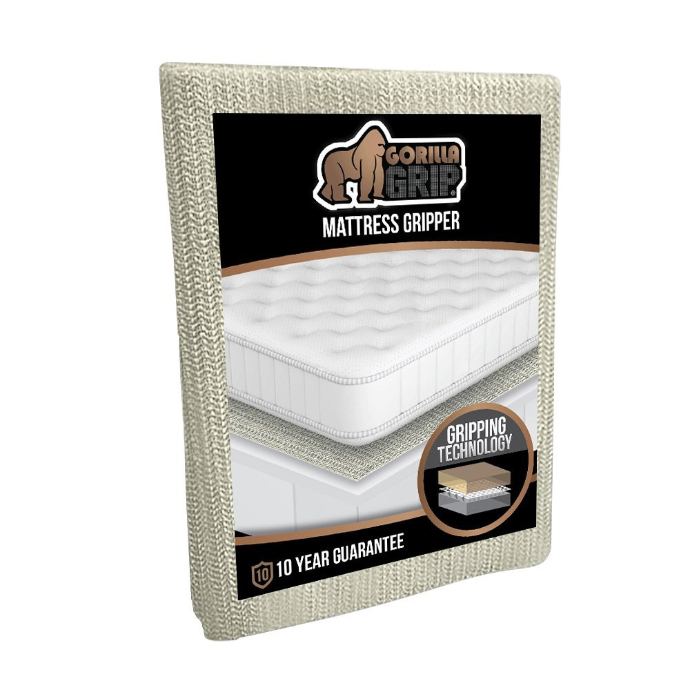 "The Original GORILLA GRIP Non-Slip Area Rug Pad & Mattress Gripper, Made In USA, Available in Many Sizes (Queen: 54"" X 72"") Hills Point Industries LLC 341397829"