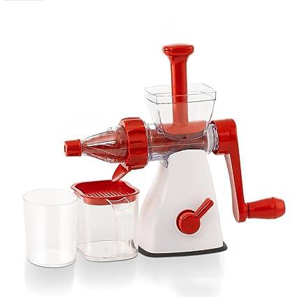 Vaso de Jugo de exprimidor Manual Juicer Home Multifunction Original Juice Original Squeezed Fruit Juice Machine