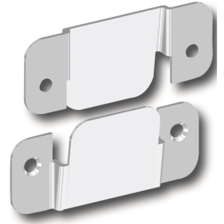 SECOTEC M/öbel-Verbinder Polsterm/öbel Stahl verzinkt 1 Paar Couch
