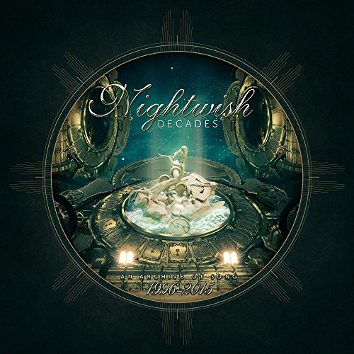 Nightwish - Decades  -  An Archive Of Song 1996 - 2015 - 2CD - FLAC - 2018 - c05 Download