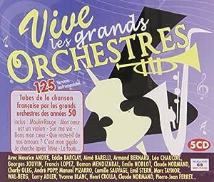 Vive les grands orchestres: Artistes divers: Amazon.es: Música