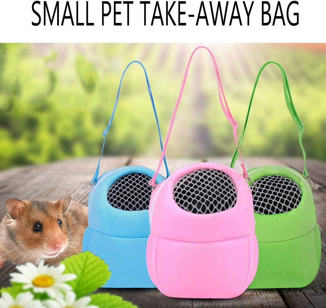 Swiftswan Pet Products Factory Mole Portable Pet Bag Flat Out Backpack Hamster Wolf and Small Pets