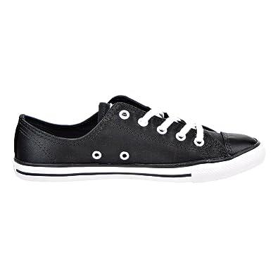 Converse All Star Dainty - Women's Casual - Black/White/Black 557977F