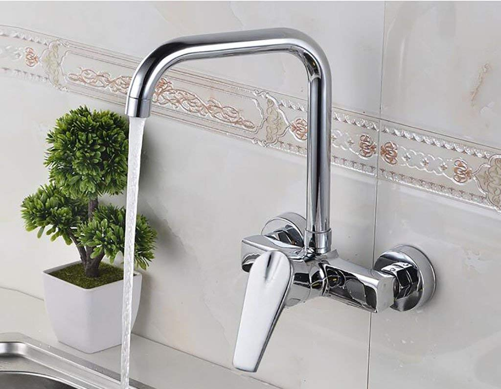 2  DYR Faucet Kitchen Faucets, Can Turn the Faucet, Spleen Faucet (color  2 )