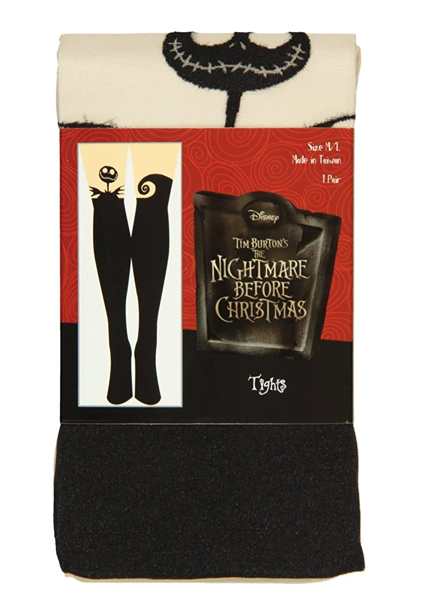 The Nightmare Before Christmas Faux Over-The-Knee Tights