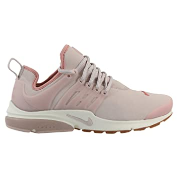 72fb62e72d80 Nike Women s Air Presto Premium Pink Synthetic Trainers
