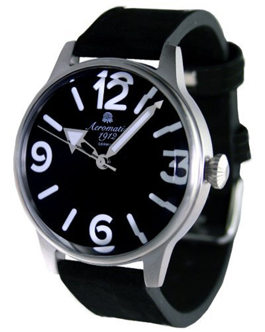 Retro watch from Germany Stainless Steel A1365