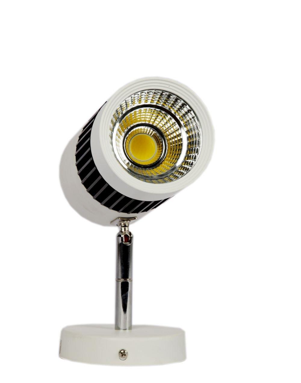 Glitz LED Spot Light 9w Warm white. 2700k Finest quality, Bright Light. With 1 year warranty