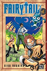 """Afficher """"Fairy Tail n° 4 Fairy Tail (tome 4)"""""""