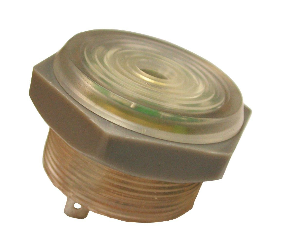 Transducer, 3 VDC to 15 VDC, Continuous, 95 dB, Alarm, 18 mA, Panel Mount