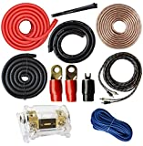 Best Amp Wiring Kits - SoundBox Connected 0 Gauge Amp Kit Amplifier Install Review
