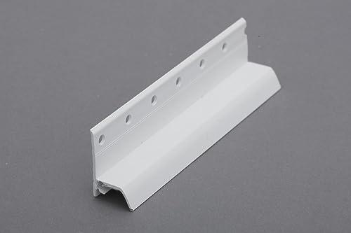 10 White Sparkle Chrome Strip Diamond Effect Pvc Bathroom