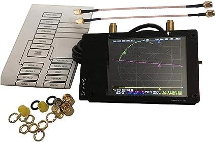 Easy-topbuy Red De Vectores Analizador Analizador De Antena ...