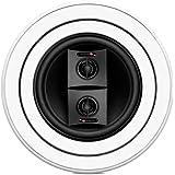 Boston Acoustics HSI460T2-0XX00 Single Speaker Stereo (White)