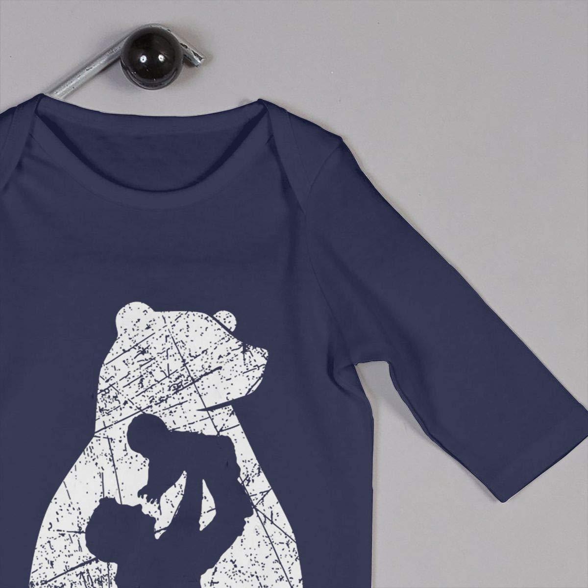 VEKDONE Baby Little Boys Dinosaur Sweatshirt Long Sleeve Cartoon Printed T-Shirt Little Kids Spring Fall Pullover Tops