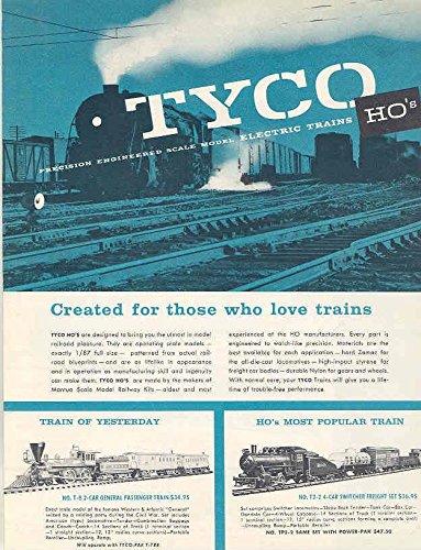1968-tyco-ho-model-railroad-brochure