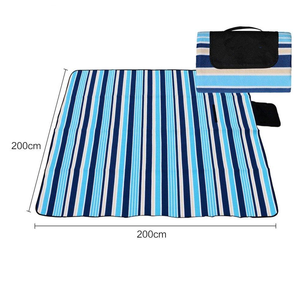 DOGYEARDAJI Outdoor Tour Mat Lawn Park Portable Foldable Mat