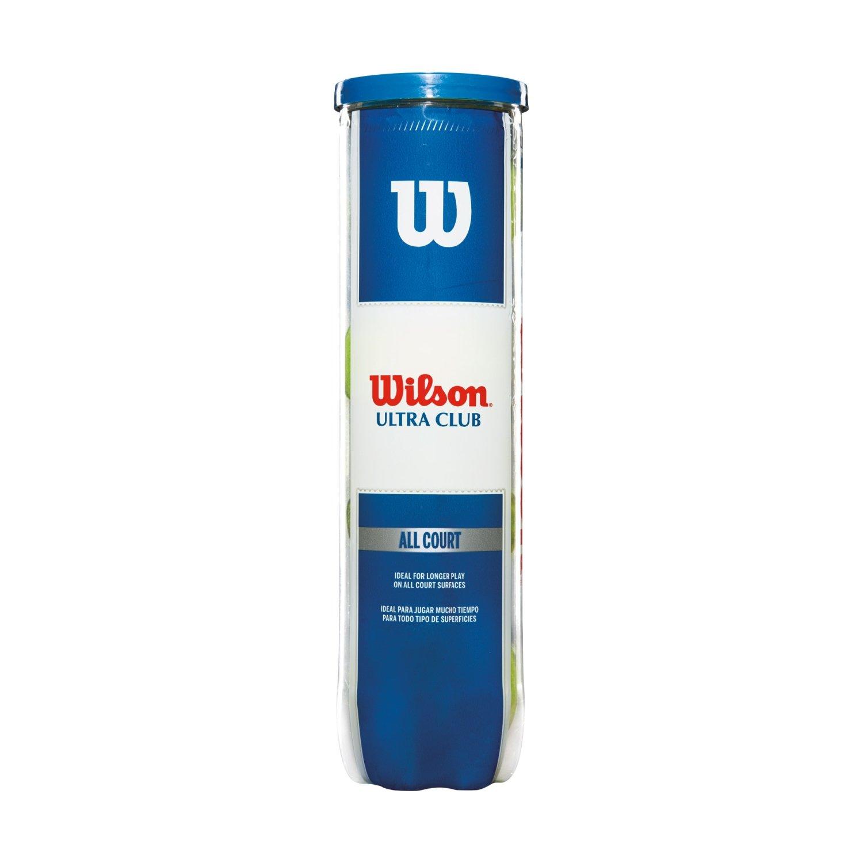 Wilson Pelotas de tenis, Ultra Club All Court, Para todas las ...