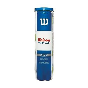 Wilson Pelotas de tenis, Ultra Club All Court, Para todas ...