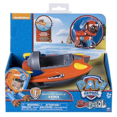Paw Patrol – Zuma's Transforming Sea Patrol Vehicle from Páw Patrol