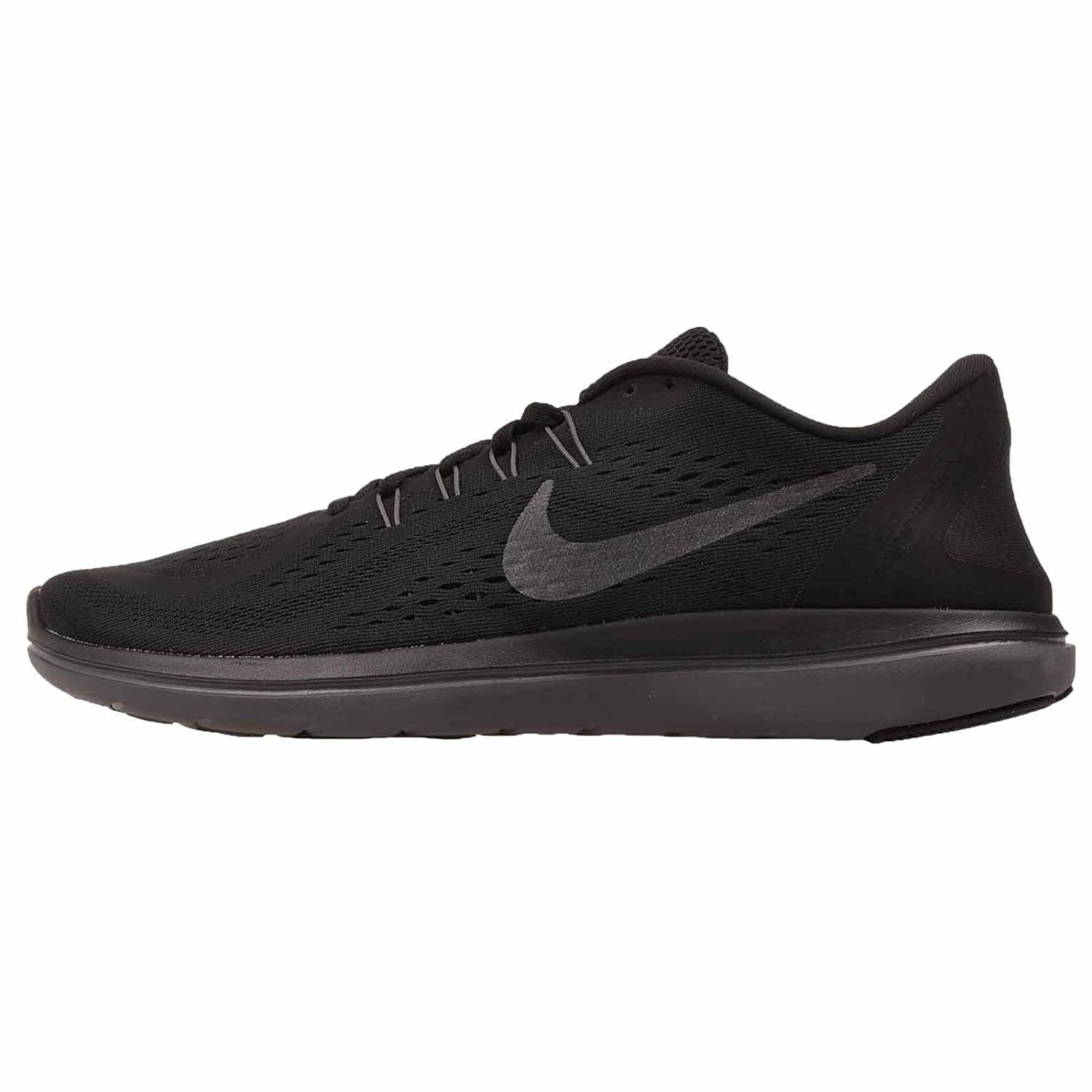 NIKE 12590 Svart Women Shoes s Flex 2017 RN Running Shoes Svart