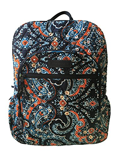 With Backpack Bradley Campus Navy Marrakesh Vera Interior wF6xdIF