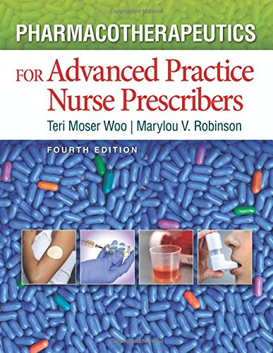 Pharmacotherapeutics for Advanced Practice Nurse Prescribers by F.A. Davis Company