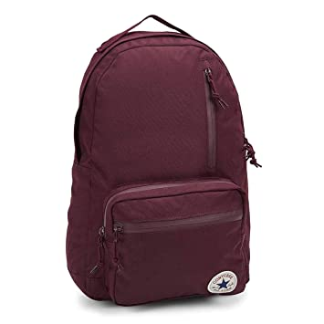 2a45ade587d47 Converse Chuck Taylor All Star Go Backpack 2.0 One Size (Maroon)