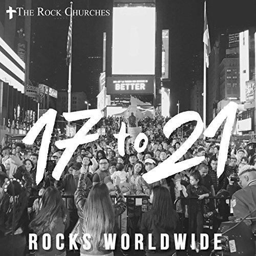 Rocks Worldwide - 17 to 21 2017