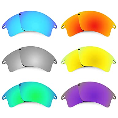 7fd79b1966 Image Unavailable. Image not available for. Color  Revant Replacement Lenses  for Oakley Fast Jacket XL 6 Pair Combo Pack K027