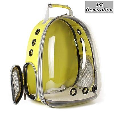 Hcupet Clear Kitten Backpack