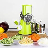 Cortador E Ralador De Legumes Verduras E Queijos 3 Laminas