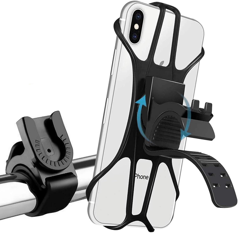 Zommuei Handyhalterung Fahrrad Handyhalterung Motorrad Elektronik