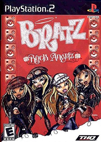 Bratz Rock Angelz - PlayStation 2