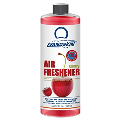 Nanoskin Air Freshener Concentrate (Dilution Ratio: 9:1), Cherry [NA-AFR32-CRY]: Automotive