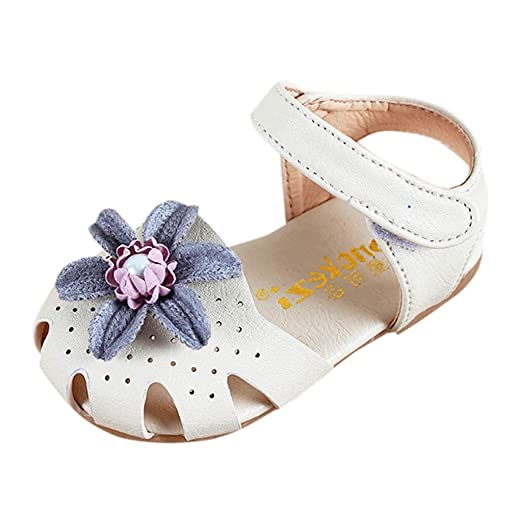 df4693103da53 Amazon.com: Infant Baby Girls' Shoes for Kids Toddler Soft Sole ...