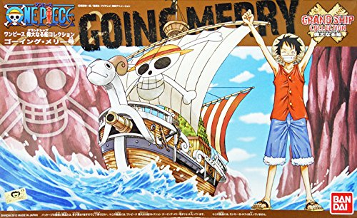 Bandai Hobby Going Merry Model Ship One Piece - Grand Ship Collection from Bandai Hobby