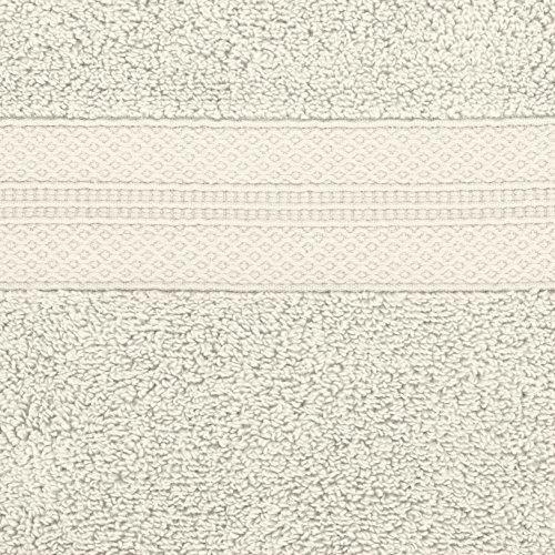 Pinzon 650-Gram Pima Cotton 6-Piece Towel Set - Ivory