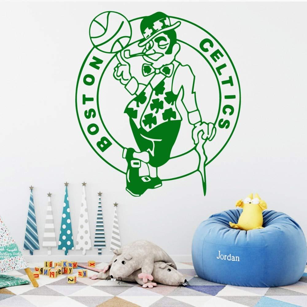 jiuyaomai Vinilo Decorativo Baloncesto EE. UU. Decoración de la ...