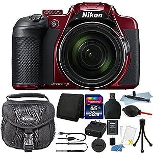 Nikon COOLPIX B700 20.2MP Point and Shoot Digital Camera + 32GB Accessory Kit