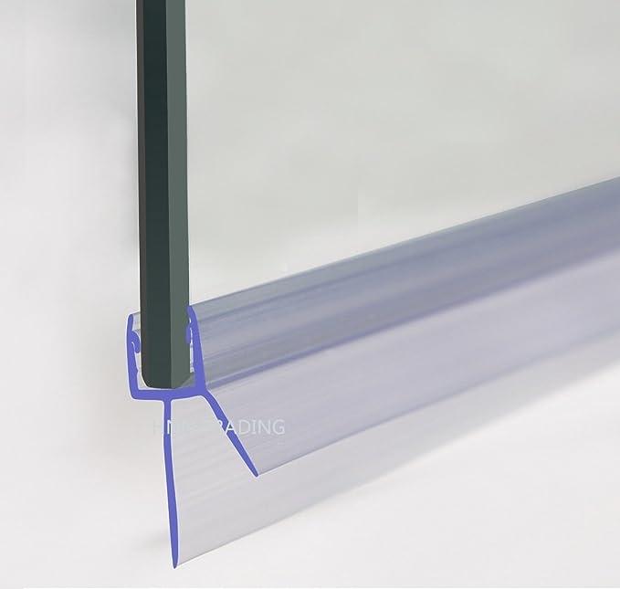 Daka - Junta para mampara de ducha (para cristal de 4-6 mm ...