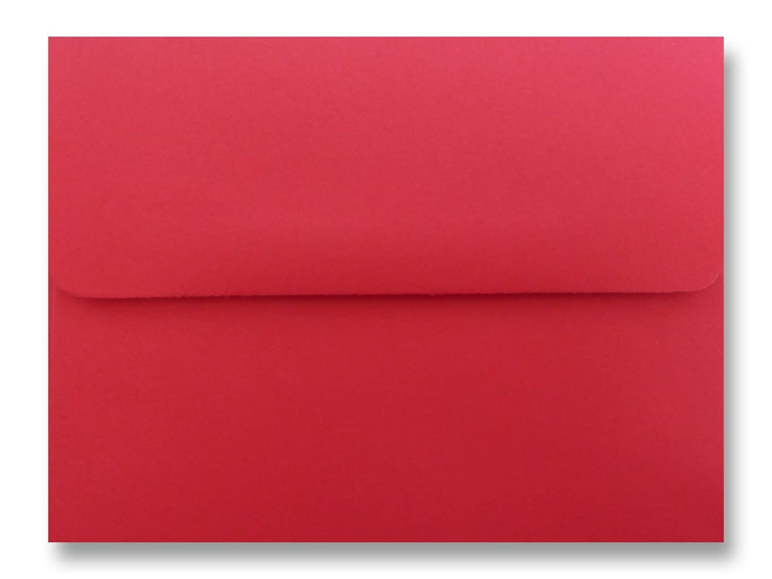 80off Holiday Red 50 Boxed A7 Envelopes For 5 X 7 Greeting Cards