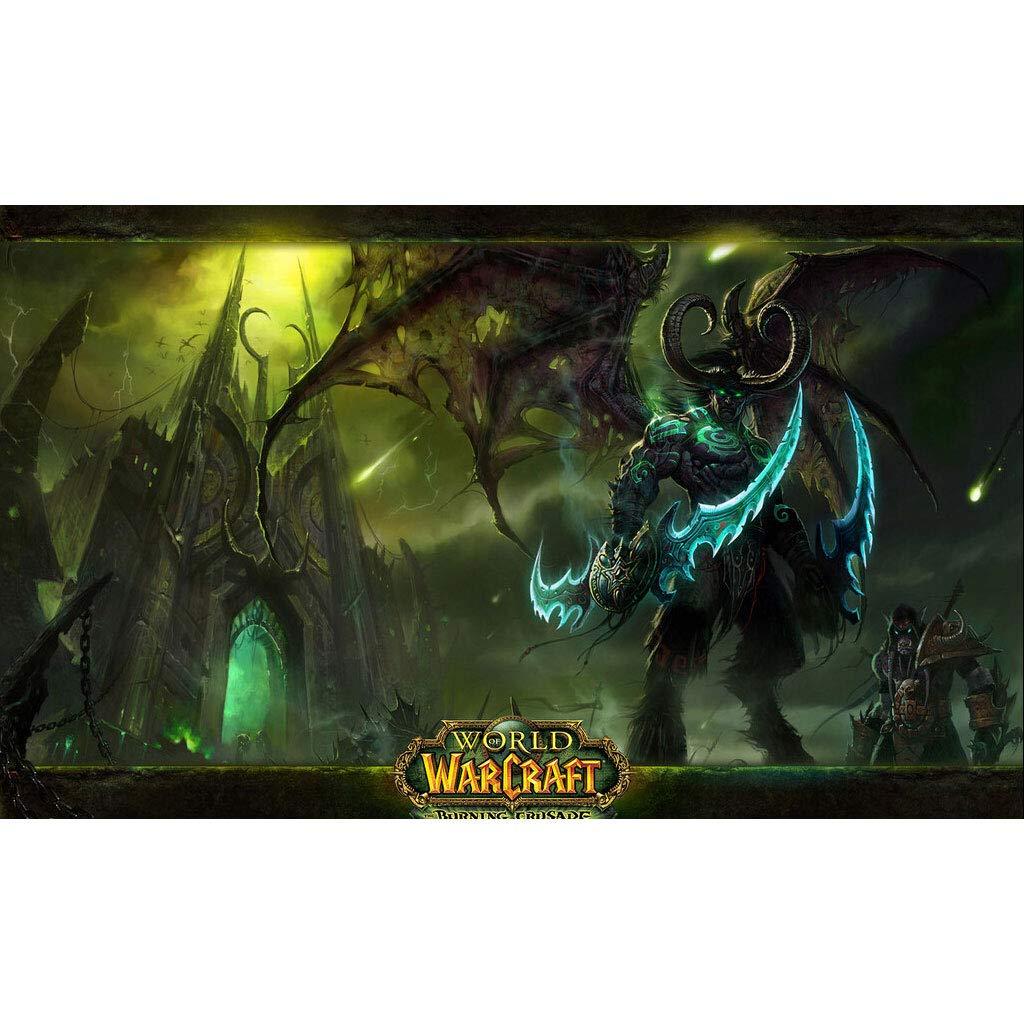 barato RZJ-Puzzle RZJ-Puzzle RZJ-Puzzle Rompecabezas De Madera De World of Warcraft, Juguete De Descompresión para Adultos 500,1000,1500 Piezas,1000PCS 1000PCS  preferente
