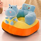 Beautymostar Trusted Cute Baby Sofa Seat Cotton Cartoon Feeding Chair for Infant Safety Seat Baby Sit Travel Seat Baby…